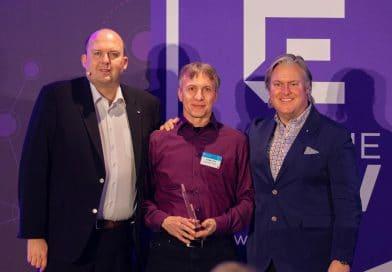 net-select als Aufsteiger des Jahres geehrt