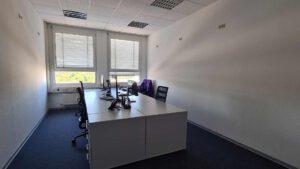 Bild eines neuen Büros